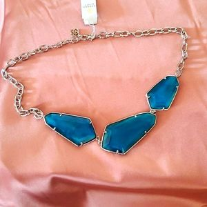 BNWT Kendra Scott Violet Necklace